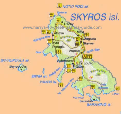 greece travel map skyros greek island
