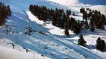 greece peloponnese ski resort