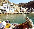 greek islands  anafi anaphi cyclades
