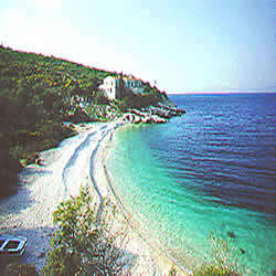 beach on paxoi
