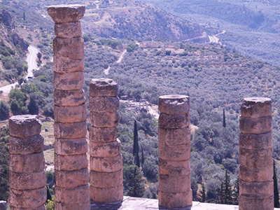 nice views from delphi